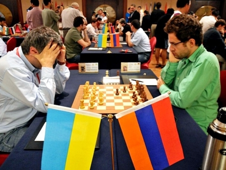 Armenia World Chess Champion 2011